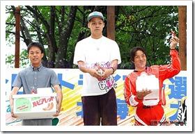 2010全日本トライアル選手権シリーズ第4戦 北海道大会 国際B級表彰