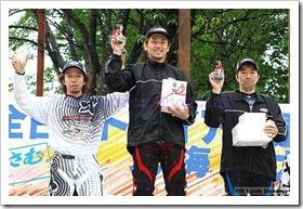 2010全日本トライアル選手権シリーズ第4戦 北海道大会 国際A級表彰