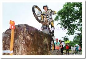 2010全日本トライアル選手権シリーズ第4戦 北海道大会
