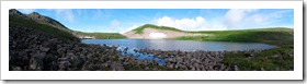 トムラウシ登山