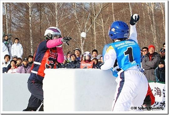第22回昭和新山国際雪合戦