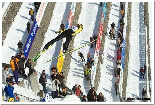 第51回NHK杯ジャンプ~兼第88回全日本選手権~「ラージヒル」