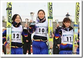 第51回NHK杯ジャンプ大会 兼 第88回全日本スキー選手権大会ラージヒル競技