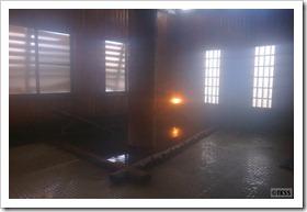 糠平温泉中村屋の内風呂