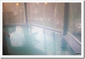 糠平館観光ホテル 内湯