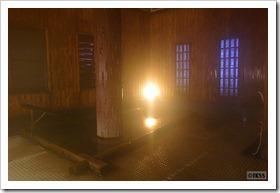 糠平温泉 中村屋 内風呂