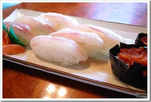 ししゃも寿司(大豊寿司)