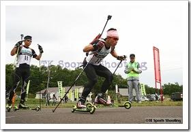 第21回サマーバイアスロン日本選手権大会 3日目