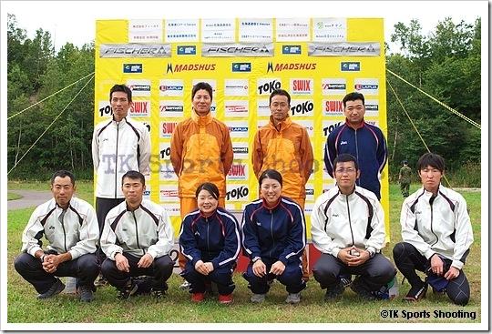 2009-2010年バイアスロン海外派遣選手