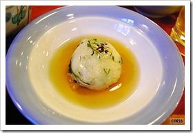 糠平温泉 中村屋の夕食