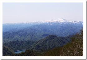神威岳(983M)~烏帽子岳(1109.7M) 縦走