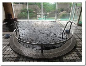 竹山高原温泉 内風呂