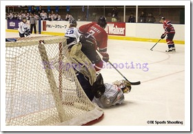 ASIA LEAGUE ICE HOCKEY2009-2010 X'mas Games in SAPPORO 2日目
