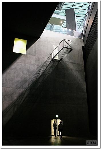 札幌ドーム 外野スタンド裏側