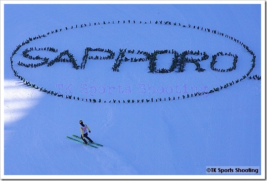 FISワールドカップジャンプ2010札幌大会(個人第14戦)