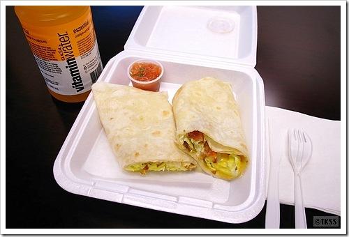 Good Morning Burrito