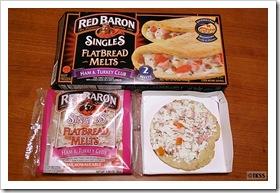 RED BARON SINGLES FLATBREAD MEETS