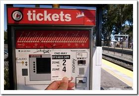 Caltrain Hillsdale Station