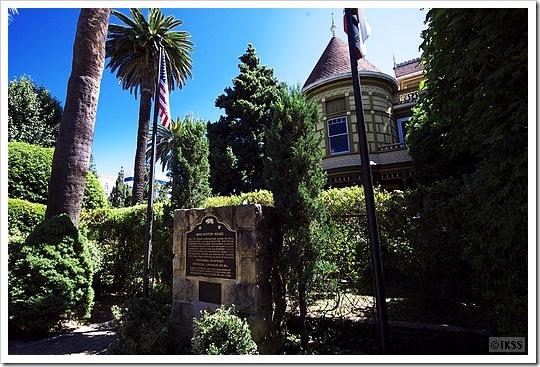 ウィンチェスター・ミステリー・ハウス(Winchester Mystery House)