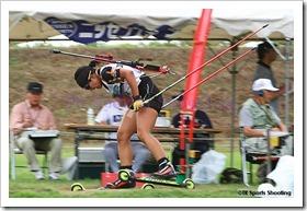 第22回サマーバイアスロン日本選手権大会 1日目