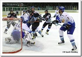 アイスホッケーアジアリーグプレーオフ決勝 第4戦