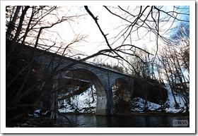 三の沢橋梁