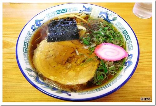 醤油ラーメン ラーメン屋夏堀