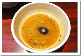 辛いつけBUTOスープ割り 麺eiji