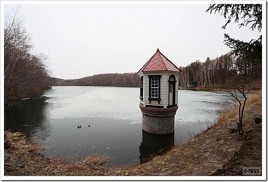 西岡水源池