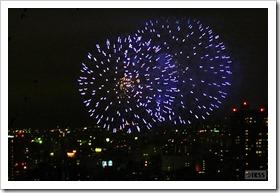 2010豊平川花火大会