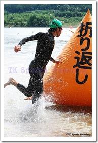 第4回大雪山忠別湖トライアスロン in ひがしかわ