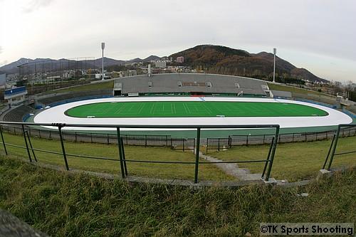 真駒内オープンスタジアム: Annex of TK Sports Shooting