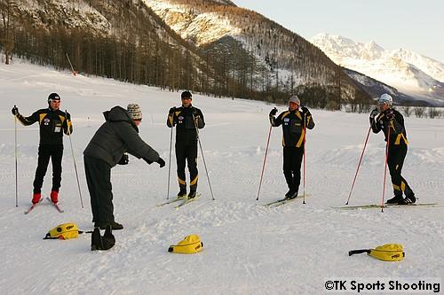 スキートレーニング