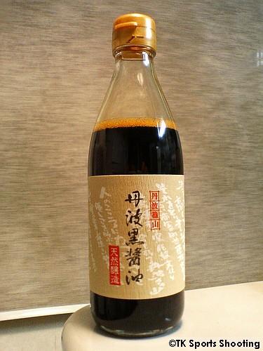 丹波黒醤油