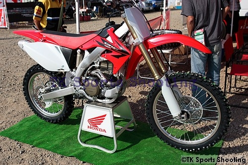 '06 CRF450R