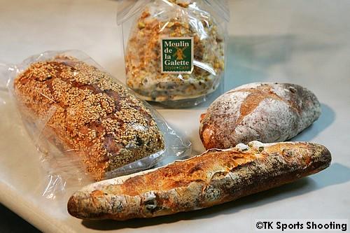 ムーラン・ド・ギャレットのパン