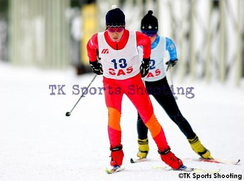 第60回北海道スキー選手権大会 兼 全日本スキー選手権北海道予選会
