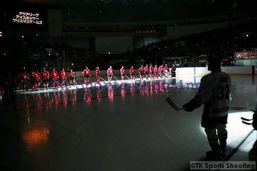 アジアリーグアイスホッケー「X'mas GAMES」