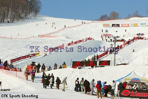 真駒内スキー場 ビッグパイプ
