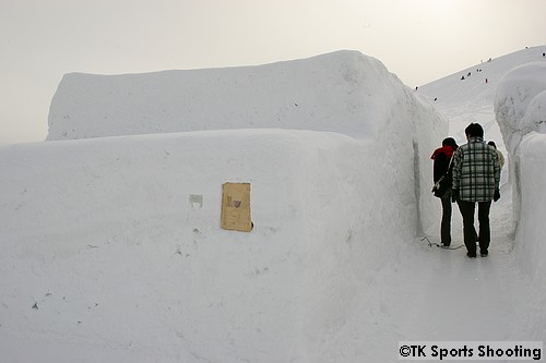 除雪山カフェ
