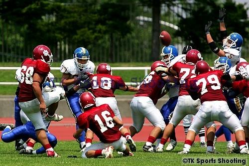 北海道高等学校アメリカンフットボール選手権大会