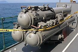 魚雷水上発射管