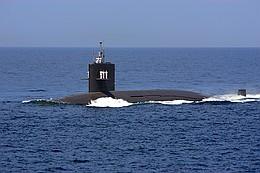 ゆうしお型潜水艦