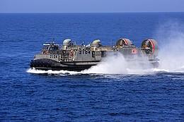 輸送型エアクッション艇