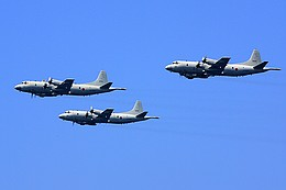哨戒機P-3C