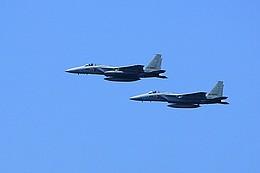 戦闘機F-15J