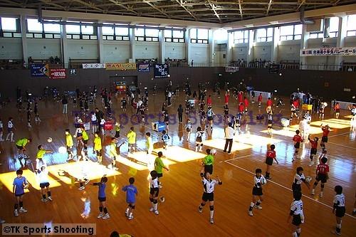 ななかまど杯第12回北海道小学生バレーボール大会