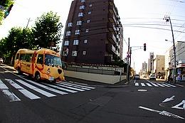 わんこ幼稚園バス