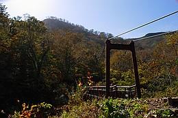 ひとつめの吊り橋