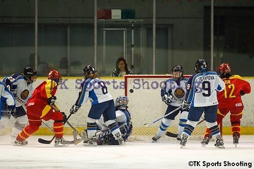 4 Nations Cup 2006 3-4位決定戦 中国 vs カザフスタン